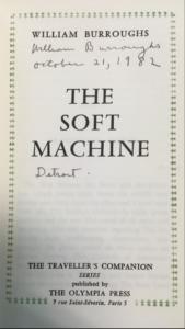 The Soft Machine - Signature