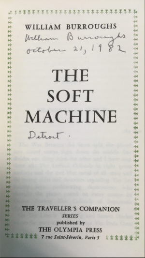 The Soft Machine - Signature