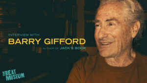 An Interview with Barry Gifford