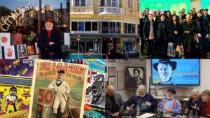 City Lights Bookstore, Vesuvio, Caffe Trieste, Specs and The Beat Museum