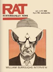 rat subterranean news burroughs