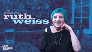 ruth weiss interview