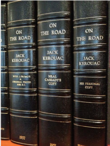 On the Road - Kerouac's Personal Copy