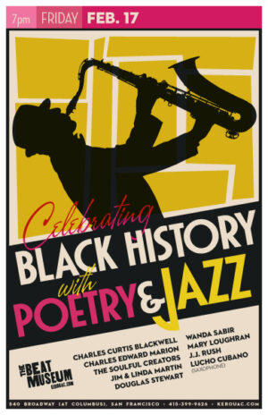 Celebrating Black History with Poetry & Jazz (2017) Poster