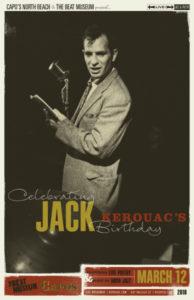 Celebrating Jack Kerouac's Birthday at Capo's