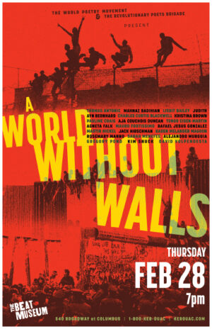 A World Without Walls Poster