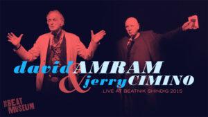 David Amram & Jerry Cimino