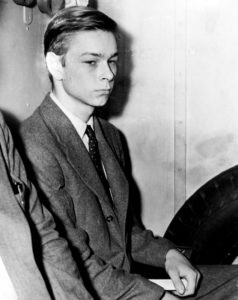 Lucien Carr in 1944
