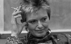 Janine Pommy-Vega in 1986