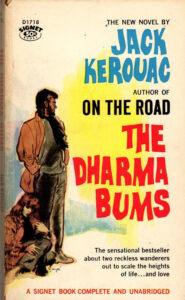 The Dharma Bums First Paperback Edition 1959