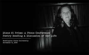 Diane di Prima: A Phone Conference / Poetry Reading & Discussion of Her Life