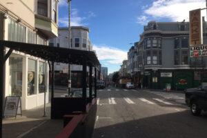 Desolation on Grant Avenue