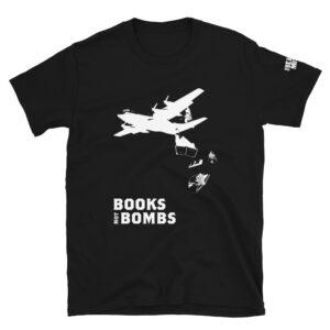 Books Not Bombs Short-Sleeve Unisex T-Shirt