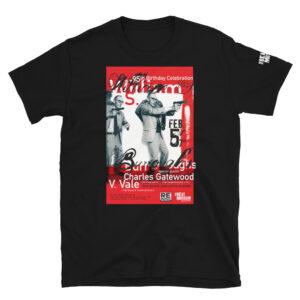 Burroughs 95th Birthday Short-Sleeve Unisex T-Shirt
