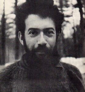 Gerd Stern, 1965