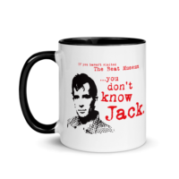 """You Don't Know Jack"" Mug (black)"