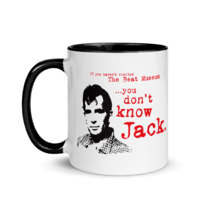 """You Don't Know Jack"" Mug (black)"