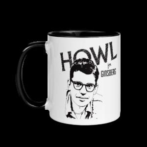 HOWL Mug (black)