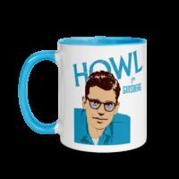 HOWL Mug (blue)