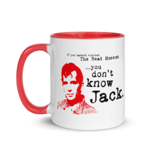 """""""You Don't Know Jack"""" Mug (red)"""