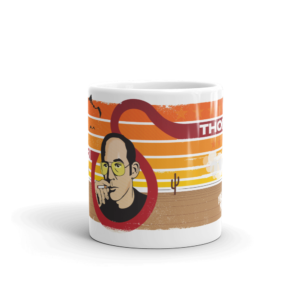 Hunter S. Thompson Mug