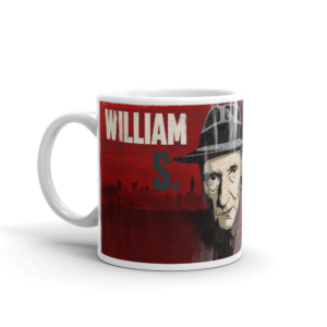 William S. Burroughs Mug